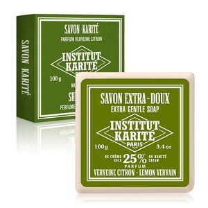 Institut Karite Paris 巴黎乳油木檸檬馬鞭草皂 100g