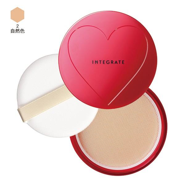 INTEGRATE 透潤柔光粉底凍2自然色【康是美】