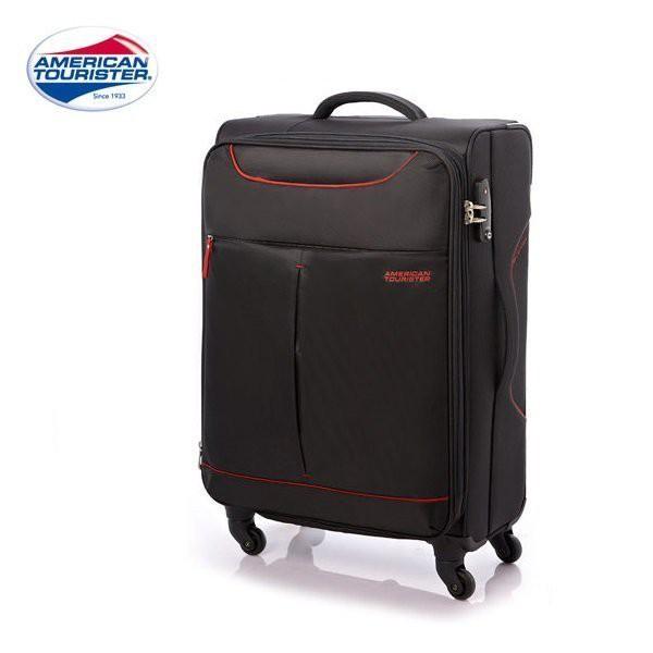 Samsonite 美國旅行者 AT SKY 25R 28/31吋布面行李箱 超輕量 可擴充 TSA海關鎖 四輪