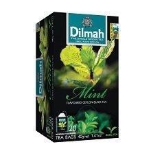 Dilmah帝瑪薄荷口味紅茶  20茶包/盒