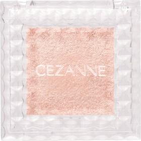 セザンヌ シングルカラーアイシャドウ 01 パールベージュ (1.0g)