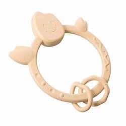 日本People-米的環狀咬舔玩具(日本製)