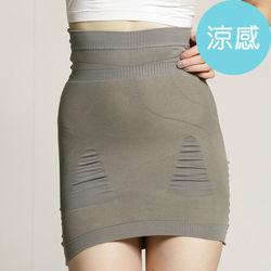 足下物語 280D美臀纖腰塑裙 (S-L) (灰)