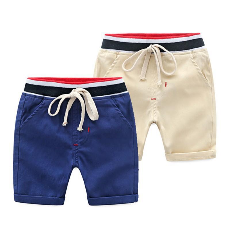 男孩的小孩休閒棉短褲【IU貝嬰屋】