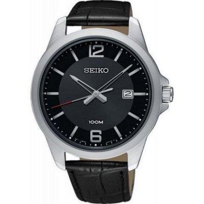 SEIKO 經典簡約風 手錶 SUR251P1
