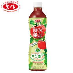 愛之味 鮮採蕃茄汁OLIGO保健530ml(24入/箱)