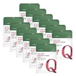 台塑生醫Dr's Formula極地翅藻淨白緊緻面膜(5片裝)*12盒入
