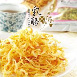 祥榮 牛乳鮮絲(濃縮乳酪絲)80g x5包 (原味/辣味/香椿/芥末) 任選