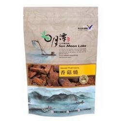 【魚池鄉農會】香菇燒-原味(150g/包)
