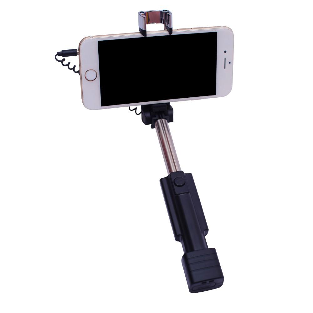 Bomgogo Govivo S3 口袋型輕量線控自拍棒 (音源線控)