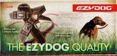 【愛狗生活館】澳洲EzyDog-狗體工學胸背帶XS號 紅色出清