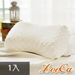 LooCa 按摩乳膠正側躺枕1入