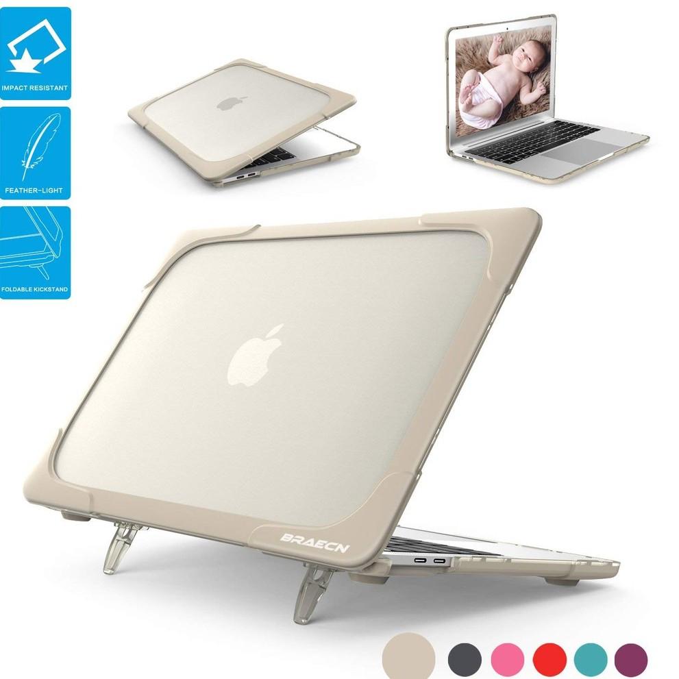 產品描述 顏色:卡其色 堅固耐用的Apple MacBook Retina 12英寸保護套 友情提示: 購買前請檢查筆記本電腦的型號。 僅限案例兼容: Apple Macbook 12英寸帶Retin