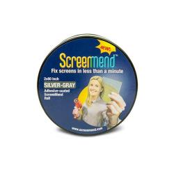 SCREENMEND Adhesive-Coated Screen Repair Roll 紗窗修補貼捲 (共2色)