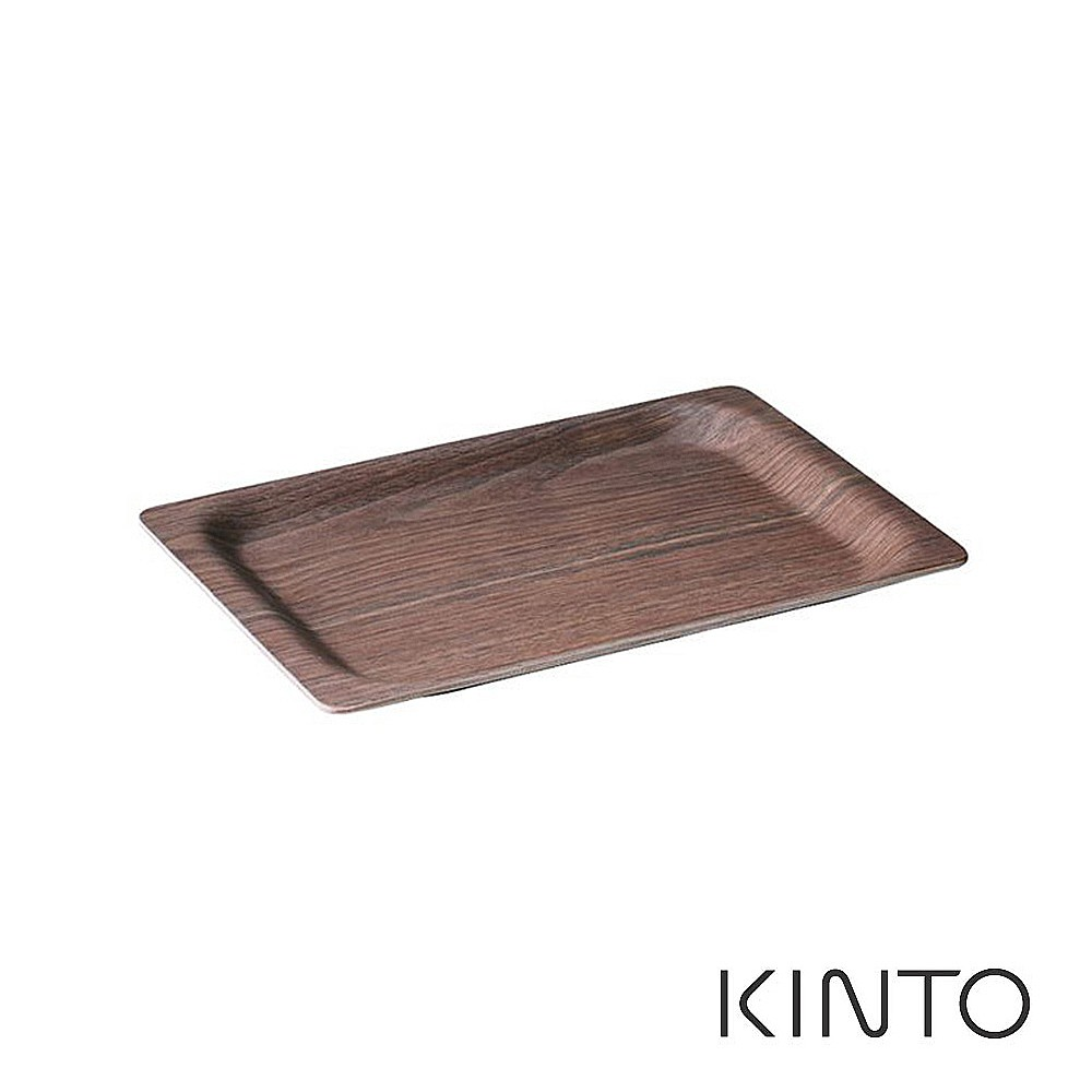 【日本KINTO】 SCS木製防滑托盤