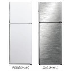 ◎全新上市|◎|◎商品名稱:HITACHI日立403公升一級能效雙門電冰箱RV409/R-V409品牌:HITACHI日立種類:冰箱型號:RV409/R-V409顏色:白色系,銀色系尺寸:長720(m