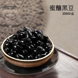 築地一番鮮 業務用養生蜜釀黑豆4盒(250g/盒)