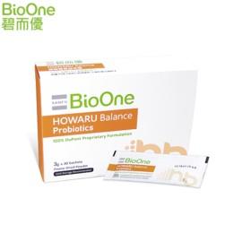 【BioOne】碧而優 HOWARU Balance 調整體質益生菌(30入)