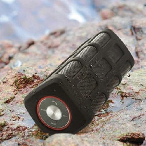 IFIVE S7720重低音藍牙喇叭-黑色/亮橘/軍綠