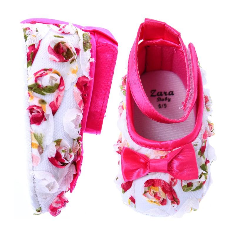 歐美等品牌百搭造型超可愛學步鞋-155碎花【60214】貝比幸福小舖