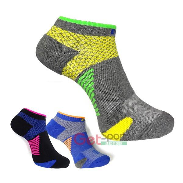足弓加壓運動襪(運動壓力襪/踝襪/襪子/足弓襪/慢跑襪/運動襪/氣墊襪/厚底/機能襪/台灣製造)
