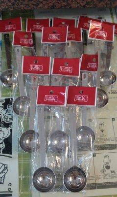 龐老爹咖啡 喬尼亞 JUNIOR 高質感 豆匙 量匙 標準10~12公克 18-10不銹鋼