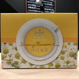 *卡拉拉咖啡精品*曼寧花草茶-洋甘菊茶 ( 40入 )
