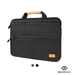 Gearmax 15.4吋 Macbook 帶支撐功能手提避震包 電腦包 (CL210)