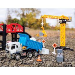 【美國B.Toys】DRIVEN系列-建築工程組