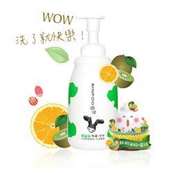 潤波 1/2全脂牛奶制菌沐浴慕絲 700mlX3瓶