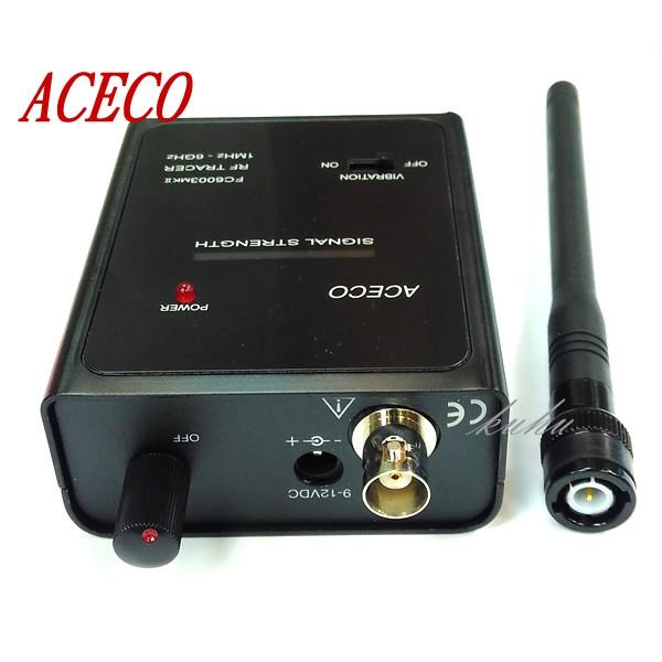 ACECO FC6003MKII 反偷拍 反針孔 反竊聽 反跟蹤偵測器 探測器