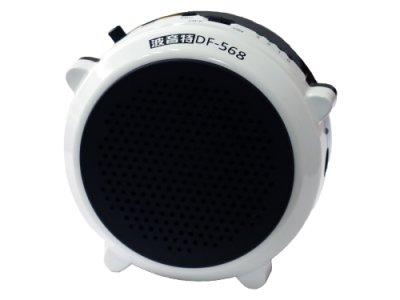 波音特新機DF-568教學麥克風 音量可清楚傳遞約40至50公尺,擴音音質如同高級音響。 體積大於DF188.101