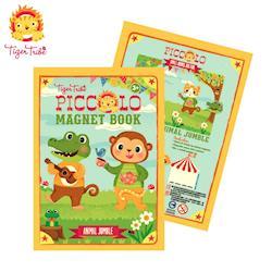 【BabyTiger虎兒寶】TIGER TRIBE 遊戲磁鐵口袋書 - 動物叢林