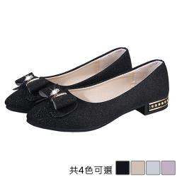 Alice (預購) 韓時尚純真幻想蝴蝶平底鞋