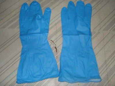 [橡膠、塑膠手套達人屋] NBR加厚手套