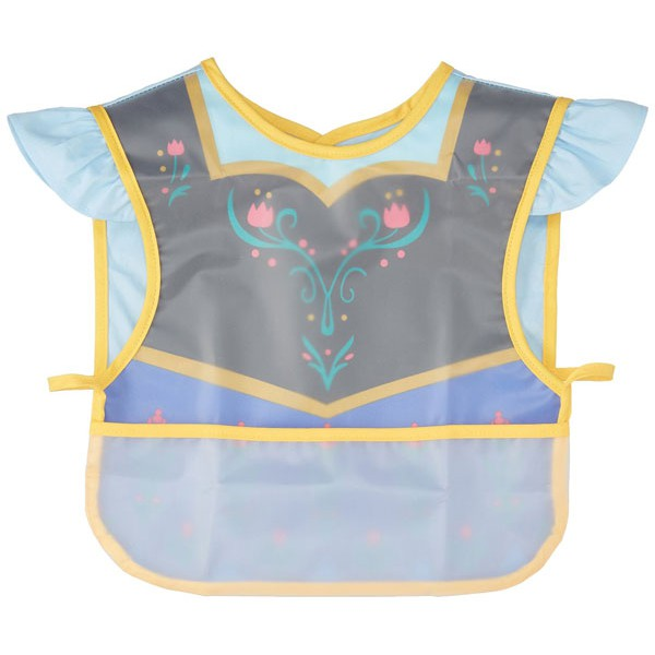 日本 迪士尼 Disney 冰雪奇緣 Anna 變裝圍兜兜【麗兒采家】