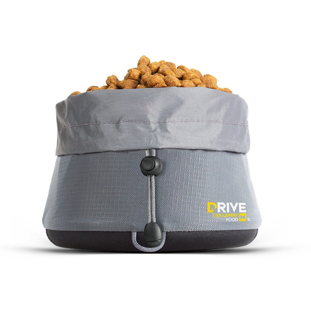 EZYDOG 寵物攜帶式狗碗 Drive Food Bowl 1L 2L【特價】