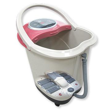 日虎 高桶SPA按摩泡腳機 / LED顯示面版 / 按摩滾輪設計 / 桶身35cm