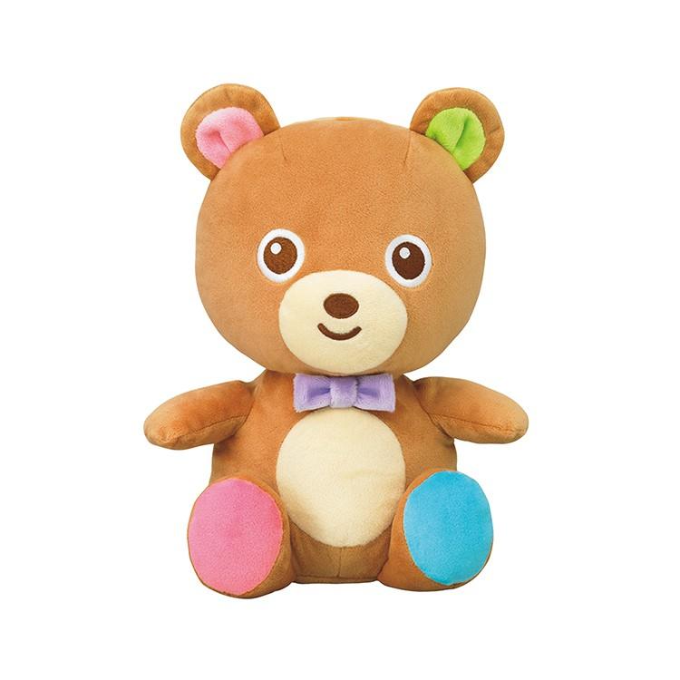 Toyroyal 樂雅 安撫聲光歡樂熊