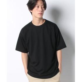 【62%OFF】 コエ ミニ裏毛バインダーTEE メンズ ブラック M 【koe】 【セール開催中】