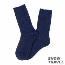 SNOWTRAVEL 高品質保暖羊毛襪 (藍色)