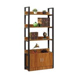 H&D 楊柳2.64尺二門書櫃