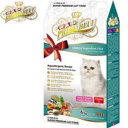 LV藍帶精選 波斯貓-長毛 全齡貓 貓飼料 6kg (鴨肉甜薯 + 膠原蛋白)