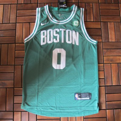 NBA 球衣 波士頓塞爾提克隊 Tatum 0號 傑森·塔圖姆
