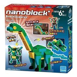 【Nanoblock 迷你積木】脘龍 PBH-006