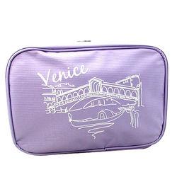 iSFun 旅行專用多袋收納盥洗包 三色
