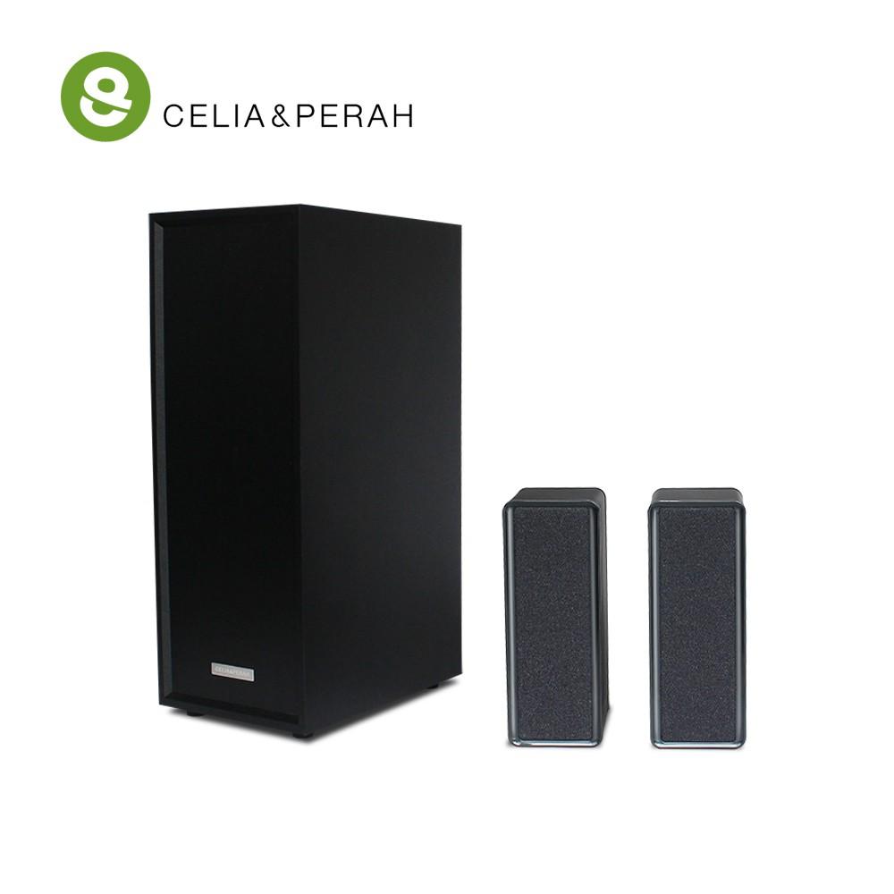 CELIA&PERAH M6多聲道無線喇叭音響系統-2.1聲道組合