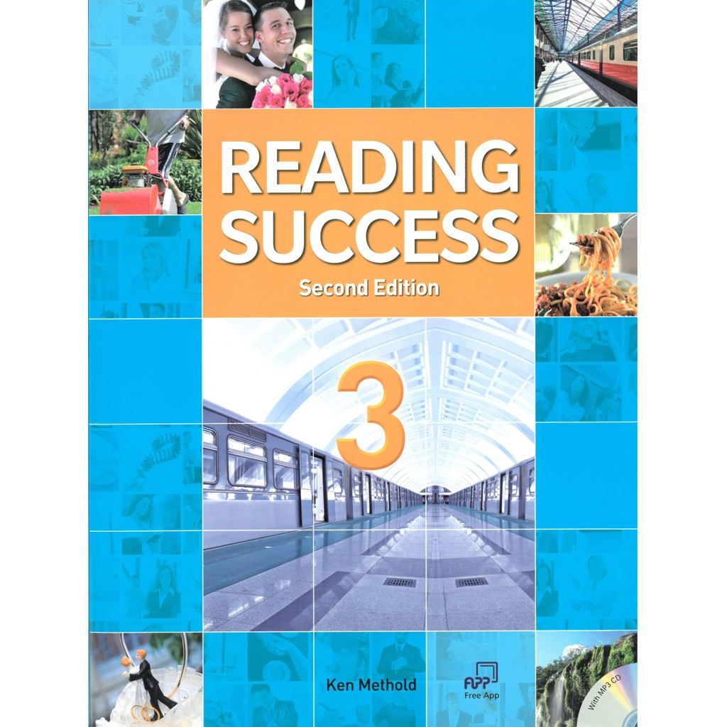 Reading Success 3 2/e (with MP3)