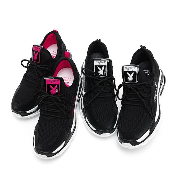 #PLAYBOY #女鞋 #休閒鞋 #運動風休閒鞋 #老爹鞋產地:中國鞋面材質:針織布內裡材質:網布鞋墊材質:超纖後跟高:5cm版型:正常退換貨需知:請原包裝及原配件一併退回,請勿直接將宅配單黏貼在鞋