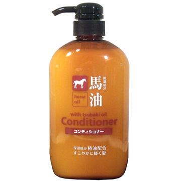 日本Horse Oil馬油潤絲精600ml